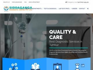 SIDDAGANGA HEALTHCARE