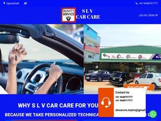 SLV CAR CARE